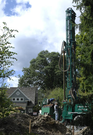 well drilling in the northeast